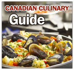 Canadian Culinary guide